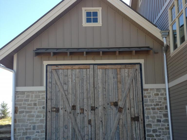 Alta Smear Garage