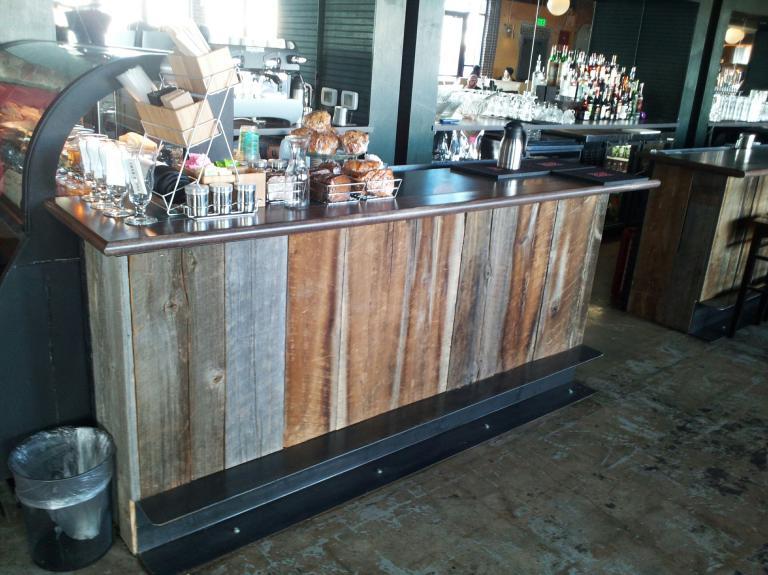 Bar Siding