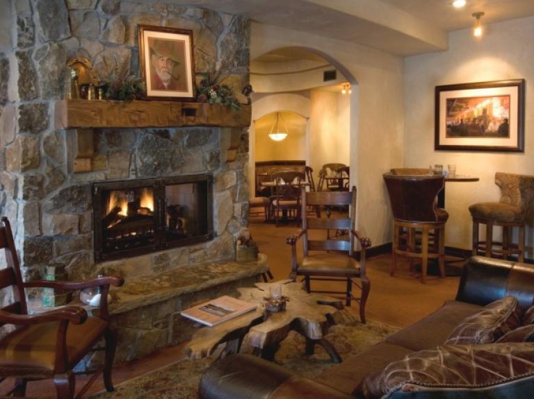 Miners Mix Fireplace