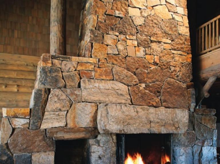 Beaver Creek Fireplace