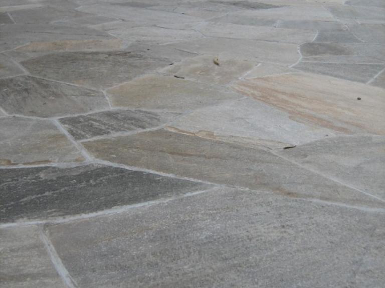 Silver Quartzite Flagstone