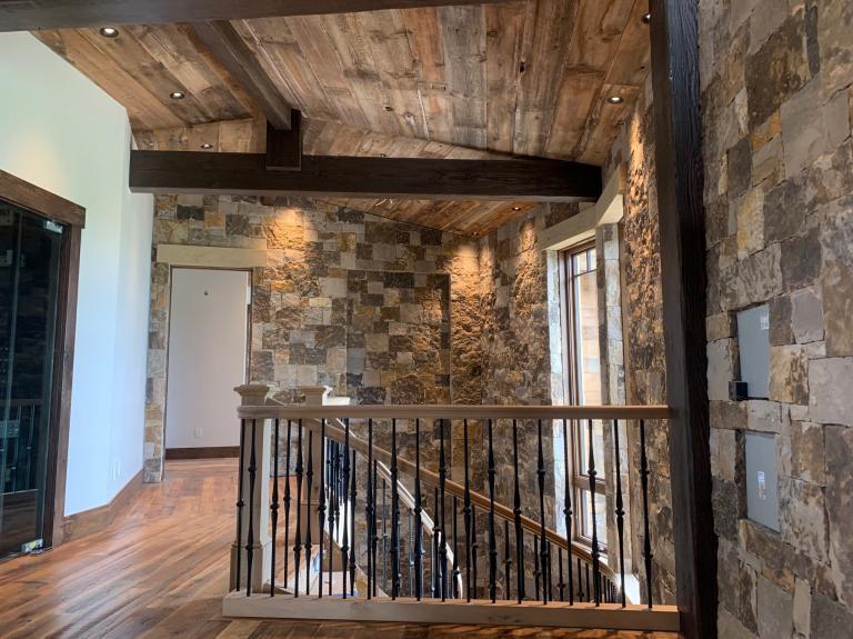Highlands Drystack Hallway