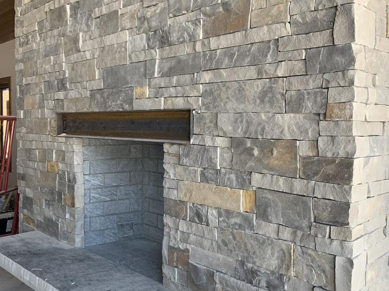 Iron Mtn Fireplace