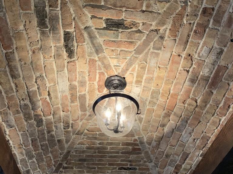 Old Chicago Ceiling