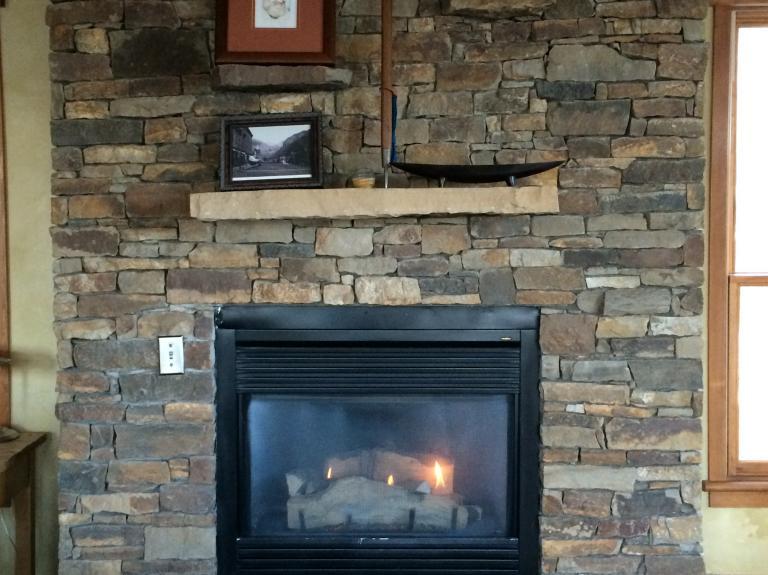 Palmyra Fireplace