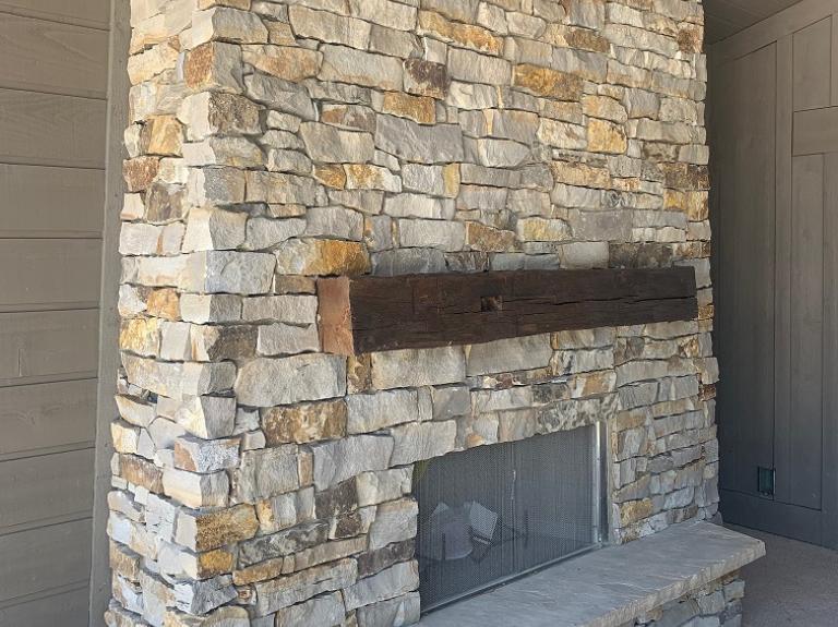 Prospector Fireplace