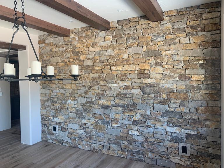 Prospector Interior Wall