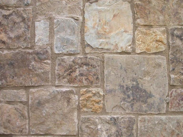 Choctaw Brown Thin Stone Veneer