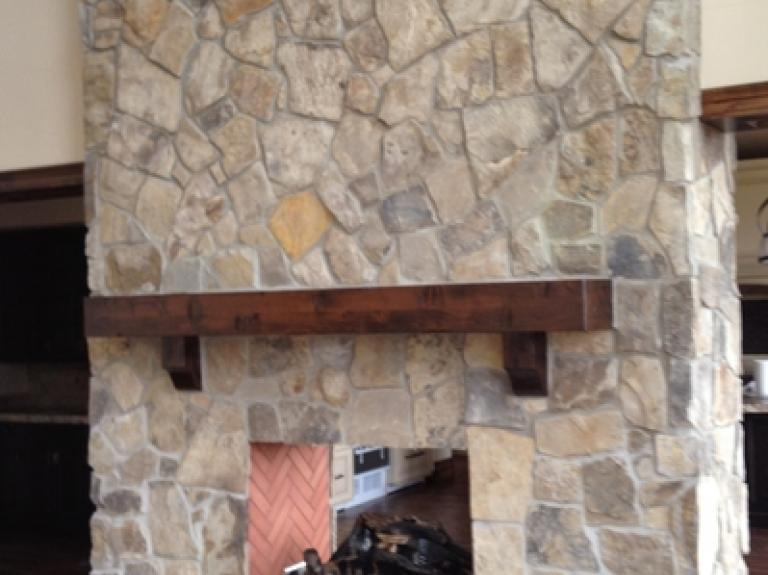 Colorado Blend Random fireplace