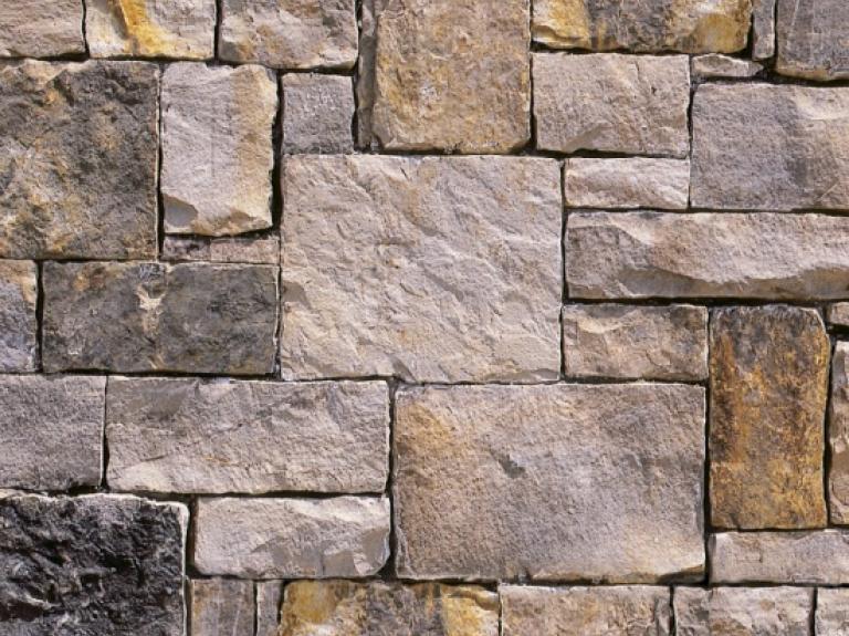 Greystone Full Stone Veneer
