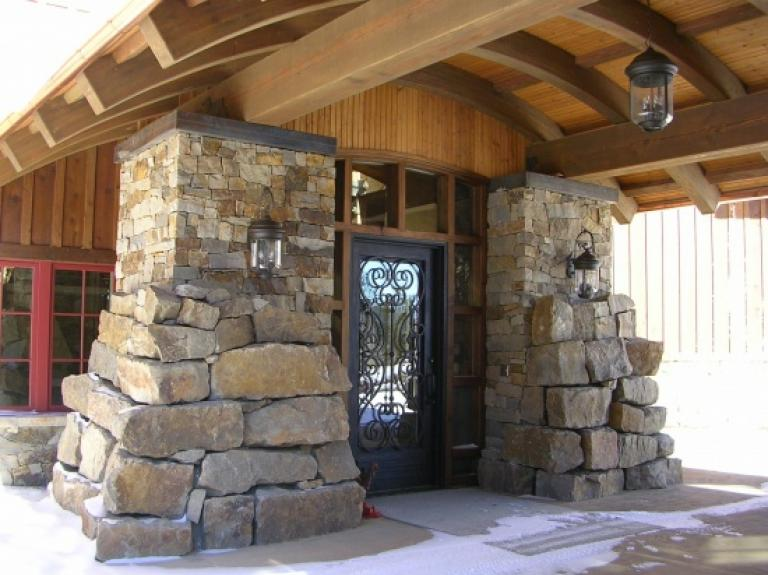 Highlands Full Stone Veneer