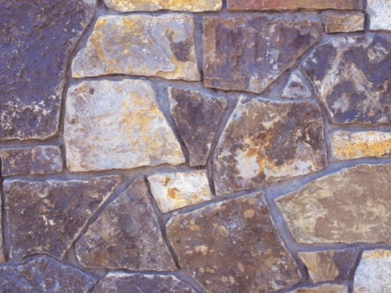 Miner's Mix Full Stone Veneer