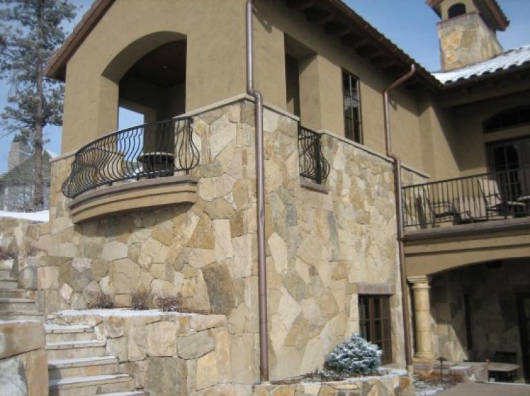 Volterra Full Stone Veneer